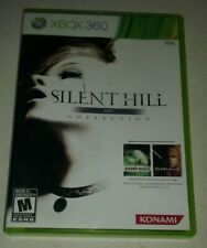 Silent Hill HD Collection (Microsoft Xbox 360, 2012) W/ Manual Tested PS2 2 + 3