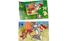 Puzzleecke von Tom & Jerry Nr. 4 mit Beipackzetteln Ü-Ei Puzzle