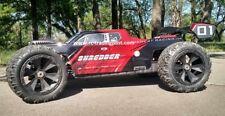 SHREDDER HUGE 1/6 SCALE BRUSHLESS ELECTRIC RC MONSTER TRUCK RTR BRUSHLESS 4X4