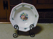 """Avon - Sweet Country Harvest - 8 3/4"""" Rimmed Soup / Salad Bowl / Bowls - Nice!"""