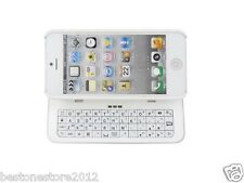 Ultra-thin Back-light Wireless Bluetooth 3.0 Keyboard Case fit for iphone5s/5