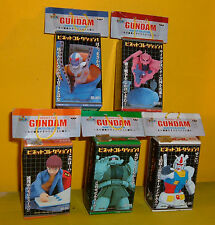 GUNDAM RX78 Vignette Collection1MIB full5 BOX set GASHAPON BANPRESTO ROBOT Japan