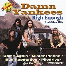 Damn Yankees High Enough and Other Hits (CD, Sep-2001, Flashback Records)