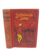 W. H. G. Kingston JAMES BRAITHWAITE THE SUPERCARGO John W. Lovell Co. NY