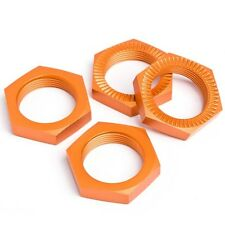 HPI Racing 87494 Wheel Nut 24mm Orange (4pcs) Baja 5B SS / Baja 5T