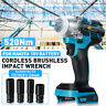 """Replace for 18V Makita Brushless Impact Wrench 350Nm 1/2"""" Drive Bare or Socket"""