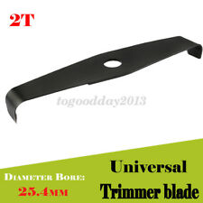 "12"" 2T Universal fit Strimmer Brushcutter Brush Trimmer Blade Thicken 25.4mm"