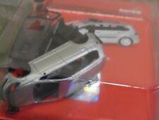 1/87 Herpa MiniKit VW Touran silber unbedruckt mit Blaulichtbalken 013048