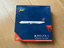 GeminiJets — Delta Air Lines — 767-300 — N143DA— 1:400 — Mint