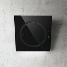 Elica IO Air BL/F/75 Black Wall Mounted Kitchen Hood PRF0094744