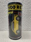 Tyco RC Canned Heat New Beetle Yellow New In Box Never Opened 1999
