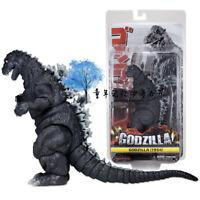 Neca Godzilla 1954 Movie Version Collectible Figuras de acción Juguete de regalo