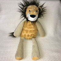"Roarbert the Lion Scentsy Buddy Tan Brown 15"" Plush Stuffed Animal Lovey Toy"