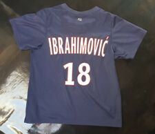 Maillot jersey maglia camiseta trikot  PSG neymar ibrahimovic 7 8 ans years