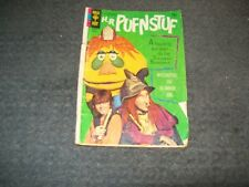H.R Pufnstuff Vol 2 Gold Key Comic 1971-Very rare and hard to find