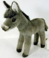 KOSEN Of Germany #3830 NEW Gray Donkey Foal PLUSH TOY