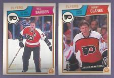 1983-84 OPC O-PEE-CHEE Philadelphia Flyers Team Set