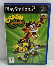 Crash Twinsanity PAL PS2 Playstation 2 - Complete With Manual Free Tracked Post