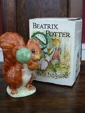 Beswick Beatrix Potter Figurine - Squirrel Nutkin - BP3b