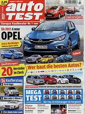 Auto Test 2015 3/15 Peugeot 504 Mercedes 220 D /8 Opel Rekord 2100 Fiat 600 Juke