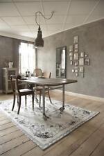 Jeanne d´Arc Living Teppich Läufer Brücke Galerie JDL 160x240 Grau Shabby Chic