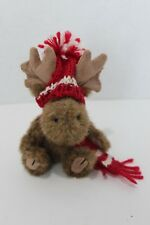 The Boyds Collection Plush Moose - Lester Mintly