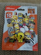 Mega Construx Despicable Me 3 Minions,Series 10 -Agnes the Unicorn, Rare,Sealed