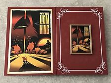 Disney Lion King Acme Pin LR Acme Scar Pin Pinopolis Game Piece