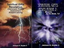 Spiritual Gifts Revelation, Workbooks 1 & 2 - for Certification in Pneumatology