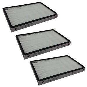 (3) HEPA Filter for Kenmore EF1, 86889, 471186, 38512, 40324 Vacuum Exhaust