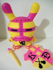 "Kidrobot Dunny Hard Days Knight by Keanan Duffty 8"" (2006)"