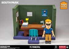 South Park PC Principal's Office Construction Set McFarlane Toys- Official