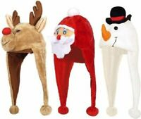 Deluxe Adult Christmas Hat - Costume Accessory Fancy Dress Up Novelty Large