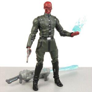 "Marvel Universe Captain America Movie RED SKULL 3.75"" Action Figure 08 Hasbro"