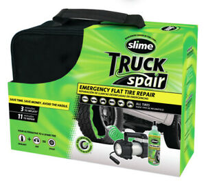 Air Compresor 50063, Truck Spair Kit combines does not include slime