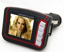 Neu Wireless LCD Car Auto FM Transmitter MP3 MP4 Music Player USB MMC SD