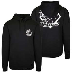 Vans Off The Wall Men's Black Panther Pullover Hoodie (S10)