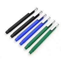 Erasable Friction Pens, More Ink Rub Out Pens Gel Ink Ballpoint Pen 0.5mm Tip