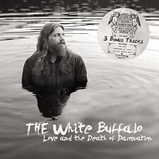 The White Buffalo - Love & the Death of Damnation [New CD] UK - Import
