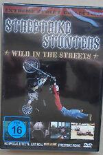 Street Bike Stunters - Wild in the Street  - DVD neu & OVP