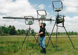 American Made Deer Game Hunting Heavy Duty Tripod Stand, Portable 10' Model