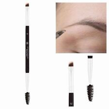 Anastasia Beverly Hills Brush Duo Brow Eye liner Angled Cut Brush #12