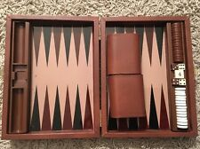 Backgammon Travel Case, 9x7x2