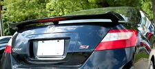 2006-2011 UNPAINTED/PRIMED REAR TRUNK SPOILER FOR A HONDA CIVIC SI 2-DOOR Coupe
