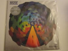 MUSE The Resistance DOUBLE LP 180 GRAM VINYL UNPLAYED