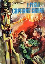 I FIGLI DEL CAPITANO GRANT VERNE 1960 LUCCHI