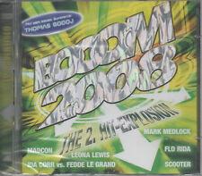 Booom 2008 The 2. Hit-Explosion DoppelCD NEU Leona Lewis Madcon Scooter Flo Rida