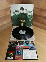RAINBOW - ''DIFFICULT TO CURE'' LP 1981 - First Press A1 / B2 - POLD 5036