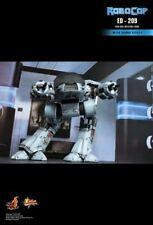 "HOT TOYS ROBOCOP ED-209 ED209 MMS204 FIGURE ROBOT In Stock Very Rare 1/6 12"""