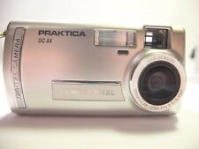 PRAKTICA DC 44 4.0MP Digital Camera - Silver
